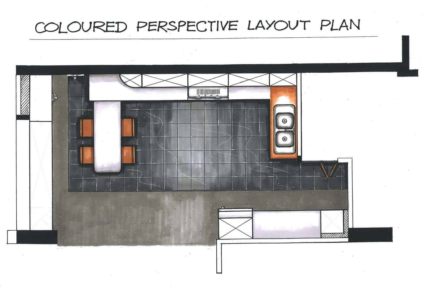 Create Perfect Design Your Kitchen Cabinet Layout Home Plans