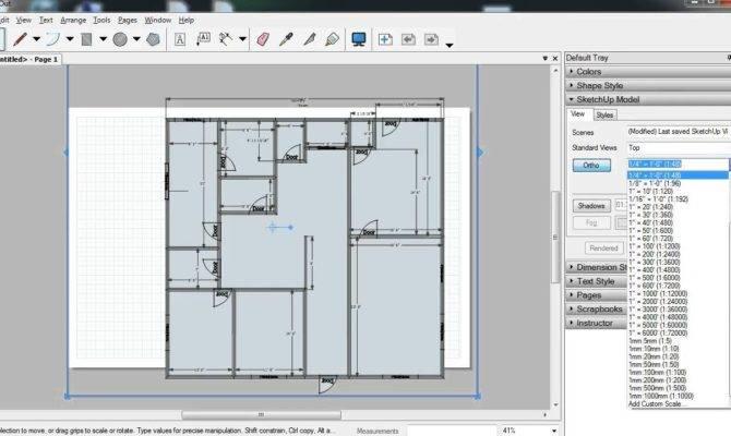 Creating Floor Plan Layout Youtube