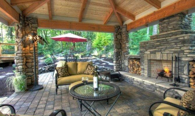 Creating Ideal Entertaining Outdoor Home Autumn