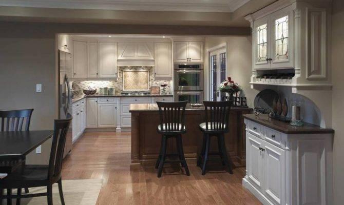 Creating Open Concept Kitchen Interior