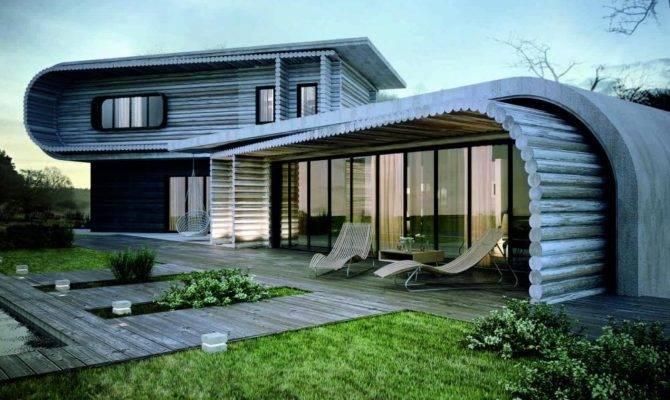 Creative Exterior Houses Designs Examples Dezineguide