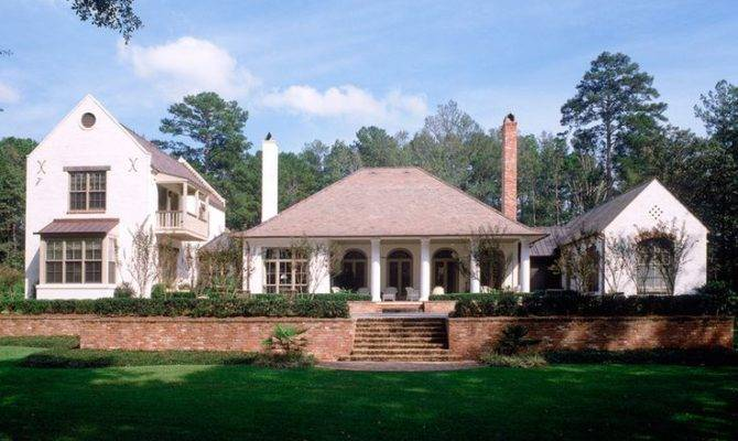 Creole House Style Ken Tate Architect Architecture French
