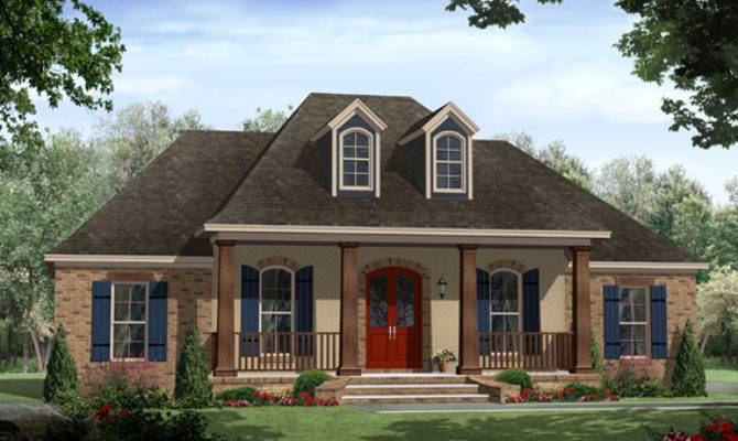 Creole Style House Plans Over