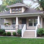 Curb Appeal Before Afters Porch Bungalow Exterior