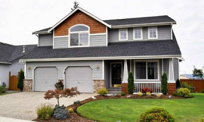 Curb Appeal Ranch Style House Remodeled