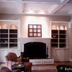 Current Projects Living Room Classic Southern Charm Design