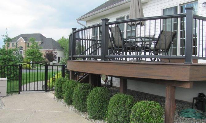 Curved Deck Designs Amazing Decks