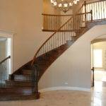 Curved Designed Stairs
