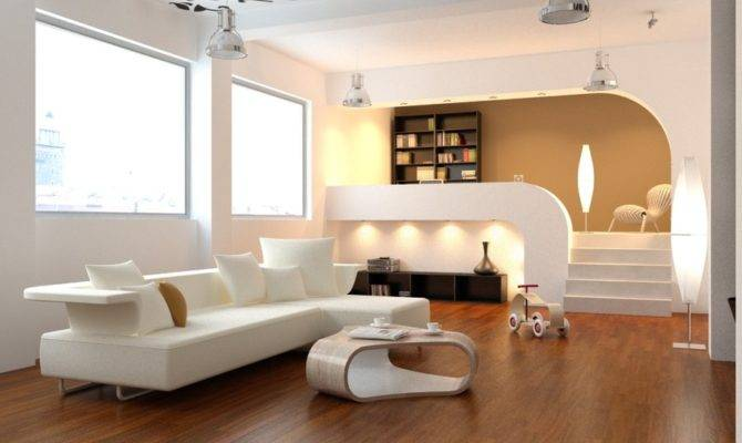 Curvilinear Rectiliner Split Level Eva Gradiva Whie Sofa Design