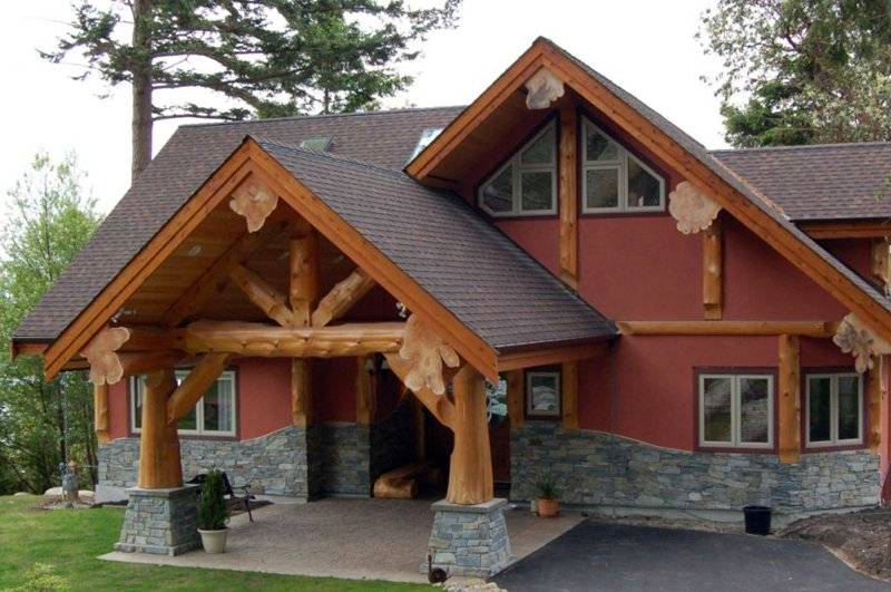 Curvy Stone Accents
