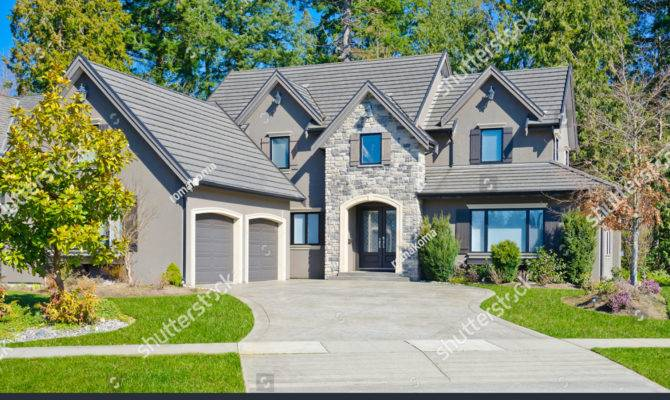 Custom Built Big Luxury House Double