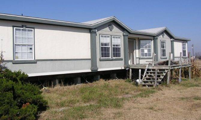 Custom Built Doublewide Mobile Home Cheap Listing