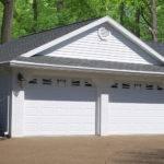 Custom Built Garages Evansville