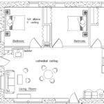 Custom Crow Floorplan Enlarge
