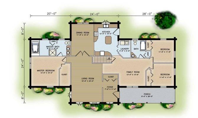 Custom Design Floor Plans