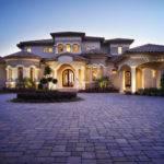 Custom Dream Homes Luxury Pool Garden Ideas