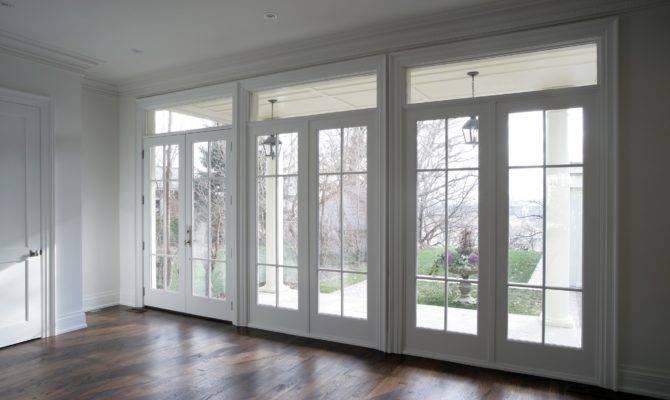 Custom Exterior French Doors