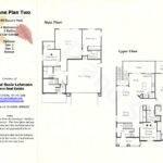 Custom Garage Floor Plans Two Story Plan