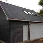 Custom Garage Just Completed Royal Oak