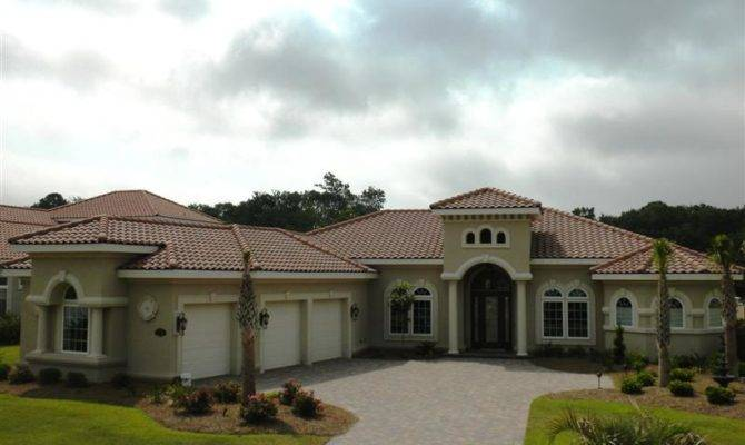 Custom Grande Dunes Carrell Group New Home Construction