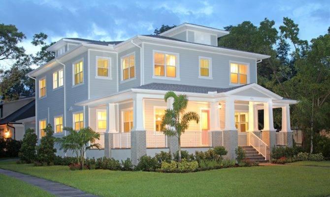 Custom Home Builder Tampa Petersburg Luxury