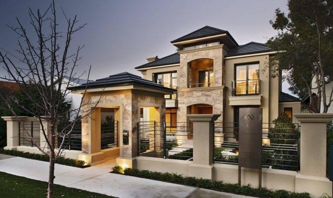 Custom Home Builders Perth Luxus