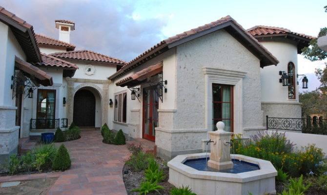 Custom Home Spanish Mediterranean Cordillera Ranch