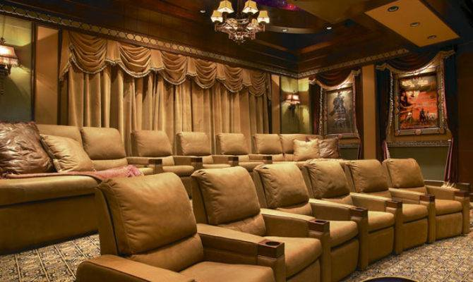Custom Home Theater Installation Cowboy Chic Ecoustics