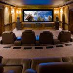Custom Home Theaters Terracom Theatreterracom Theatre