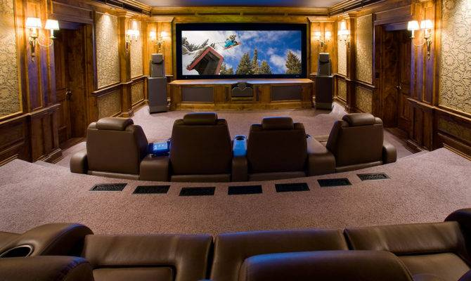 Custom Home Theaters Terracom Theatreterracom Theatre