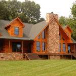 Custom Homes Timber Frame Icf Log Home Packages