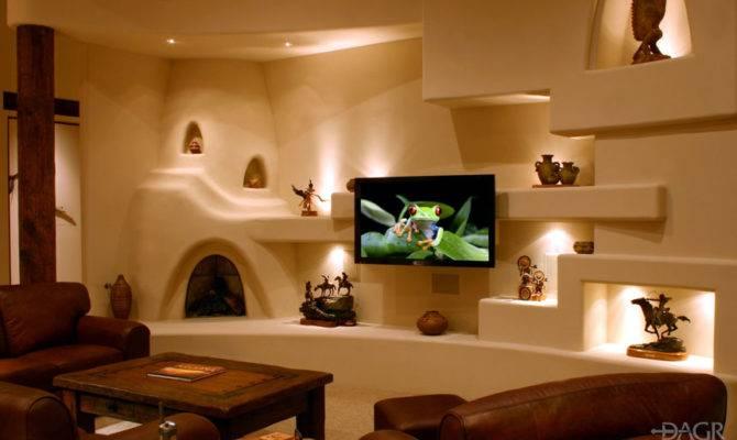 Custom Media Wall Designs Fireplaces Dagr Design
