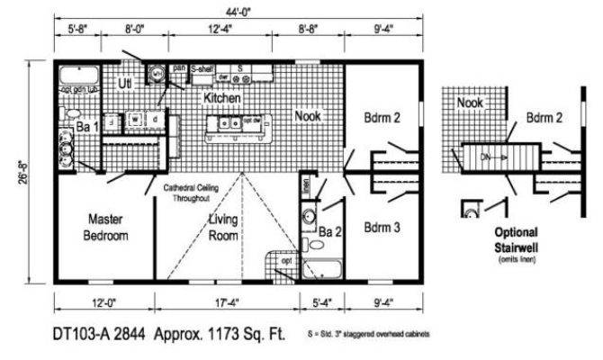 Custom Modular Home Sale Madison Floor Plan