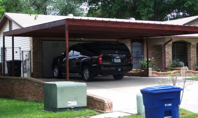 Custom Woodworking Colorado Springs Car Carport