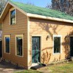 Cute Little Square Foot Guest House Play Back Yard