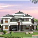 Cute Luxury Indian Home Design