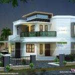 Cute Modern House Kerala Home Design