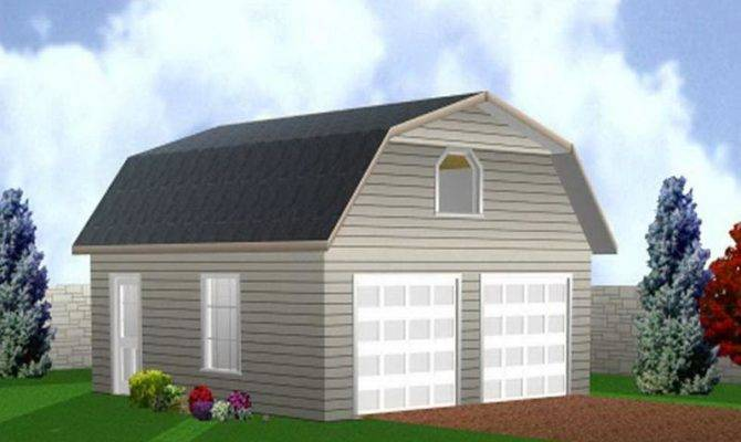 Daily Wood Job Share Barn Garage Plans