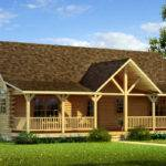 Danbury Log Home Plan