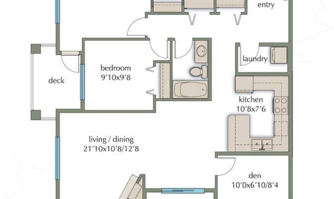 Day Spa Floor Plan Samples