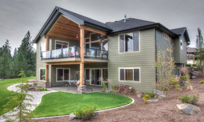 Daylight Basement Craftsman Seattle Spokane House