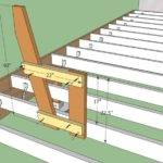Deck Bench Plans Howtospecialist Build Step