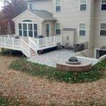 Deck Builders Fence Company Combination Projects