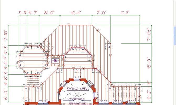 Deck Design Drawings
