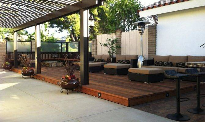 Deck Design Ideas Outdoor Spaces Patio Decks