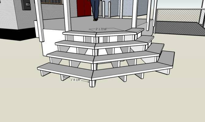 Deck Design Input Apron Stair Doityourself Community Forums