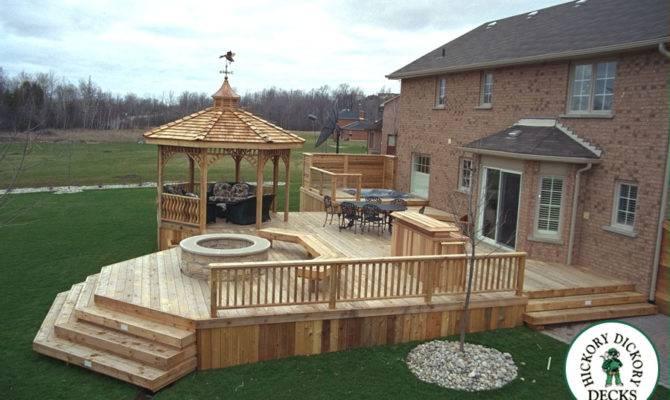 Deck Patio Design Ideas Possibility House Plans
