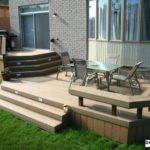 Deck Plan Large Mid Height Level