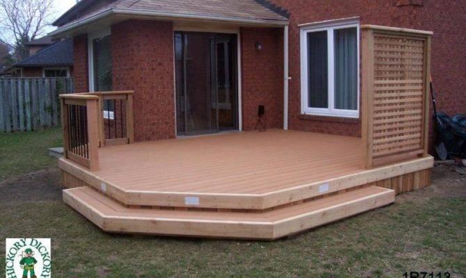 Deck Plan Level Medium Low