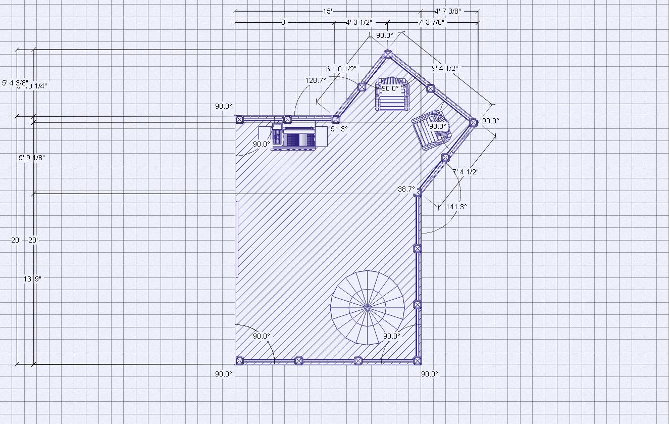 Deck Plan Materials List